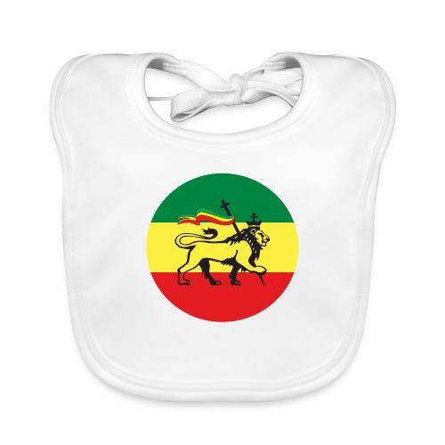 Lion of Judah - Ethiopia - Baby Bio-Lätzchen