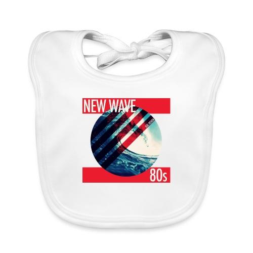 NEW WAVE 80s - Baby Bio-Lätzchen