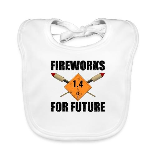 Fireworks for Future Pyro - Baby Bio-Lätzchen