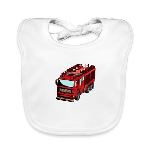 Feuerwehr - Baby Bio-Lätzchen