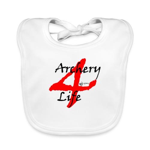 Archery4Life - Baby Bio-Lätzchen