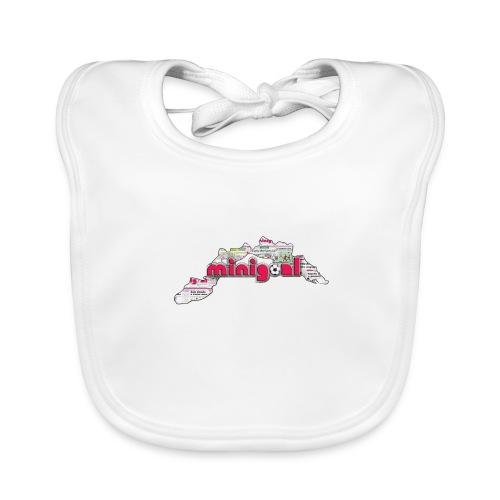 Maglietta ragazzi (Liguria) - Bavaglino ecologico per neonato