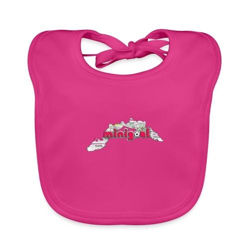 Maglietta Donna Liguria - Bavaglino ecologico per neonato