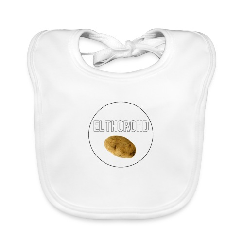 ElthoroHD trøje - Hagesmække af økologisk bomuld