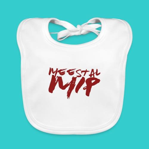 MeestalMip Shirt - Kids & Babies - Bio-slabbetje voor baby's