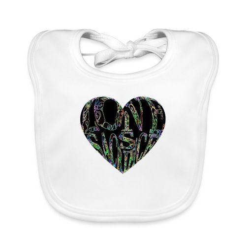 Love Is Sacrifice - Organic Baby Bibs