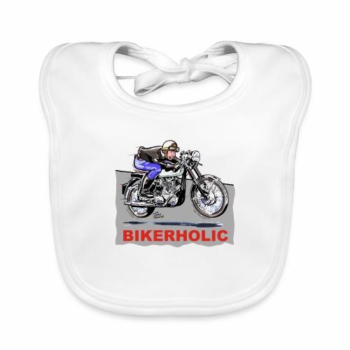 bikerholic - Organic Baby Bibs