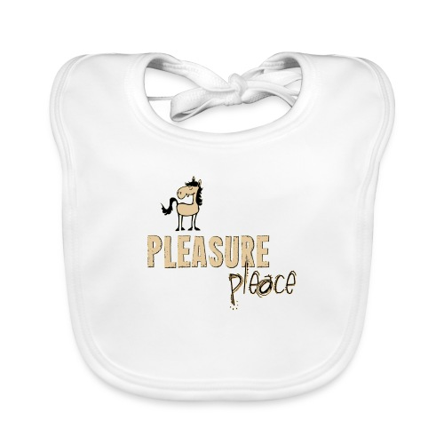pleasureplease - Baby Bio-Lätzchen