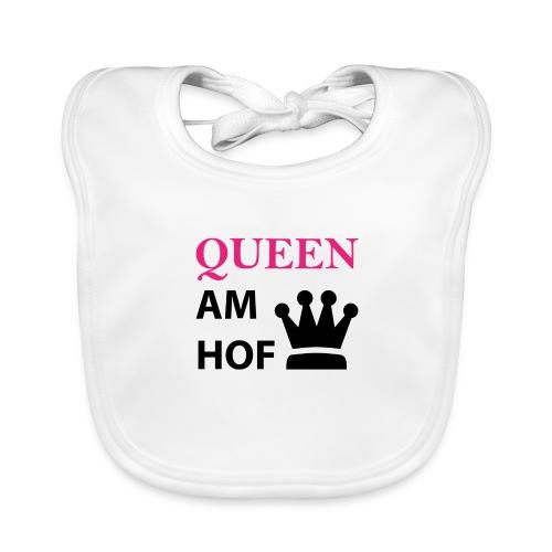 Queen am Hof - Baby Bio-Lätzchen