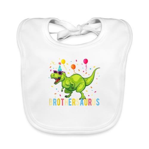 Brothersaurus - Bio-slabbetje voor baby's