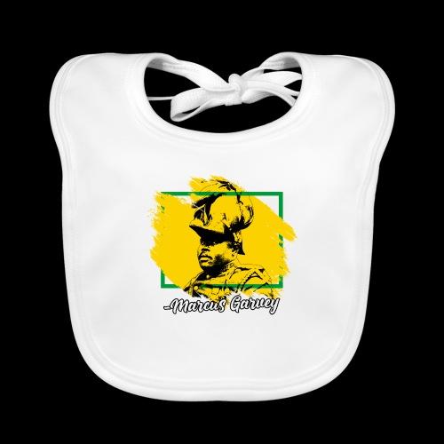 MARCUS GARVEY by Reggae-Clothing.com - Baby Bio-Lätzchen