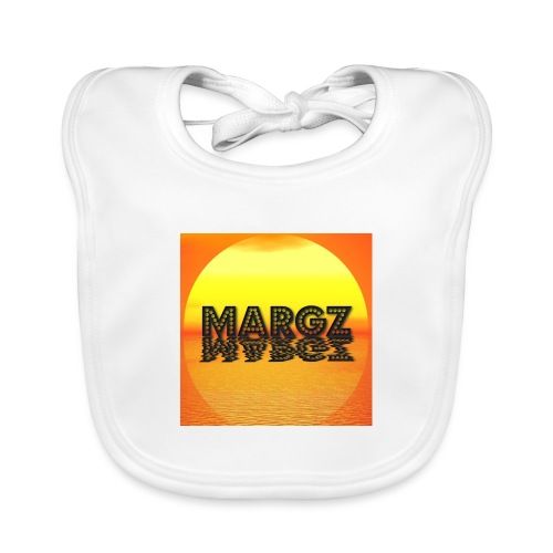 Sunset over Margz - Baby Organic Bib