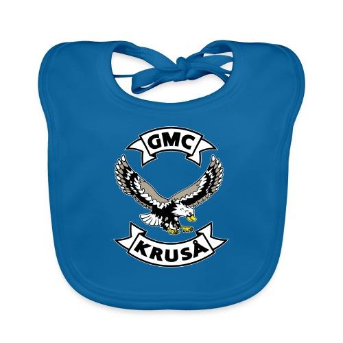 Kun GMC-medlemmer! - Kun for / kun til FULLMEMBER! - Hagesmække af økologisk bomuld