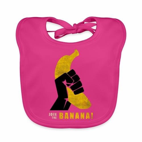 Join the Banana - Bavoir bio Bébé