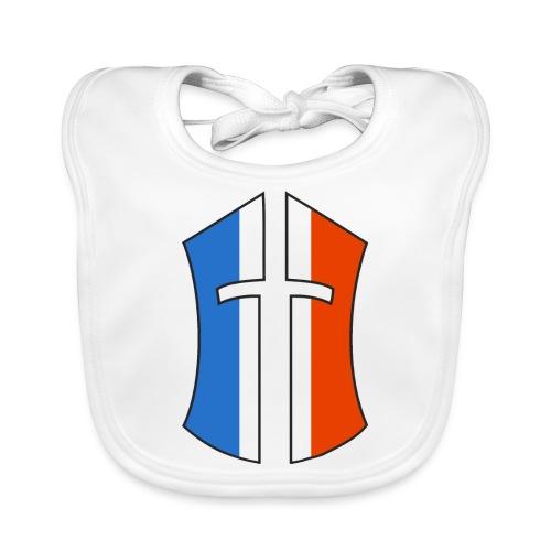 Logo Battle of the Nations France - Bavoir bio Bébé