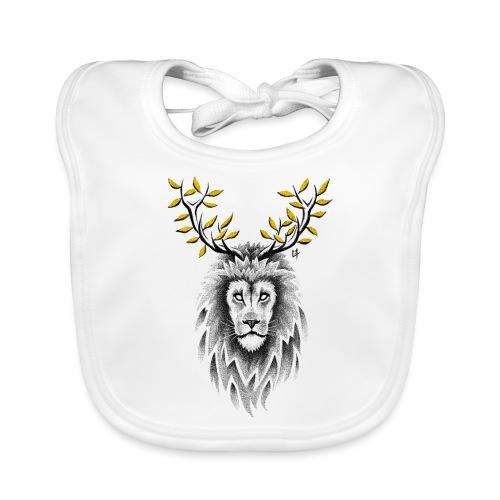 Deer Lion - Baby Organic Bib