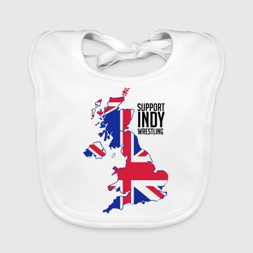 Indy Britain - Organic Baby Bibs
