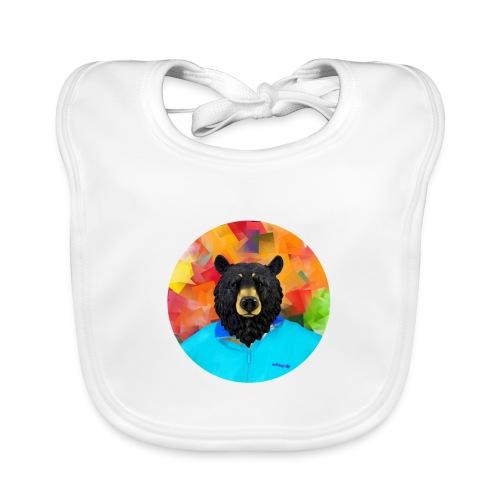 Bear Necessities - Baby Organic Bib