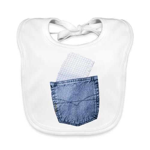 Jeans Baggy by #OneCreativeArts - Baby Bio-Lätzchen