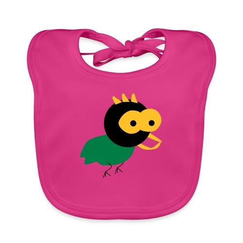 lintu-eps - Vauvan luomuruokalappu