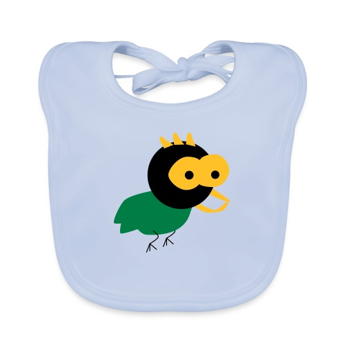 lintu-eps - Vauvan ruokalappu