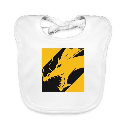 Dragon Yellow - Bio-slabbetje voor baby's