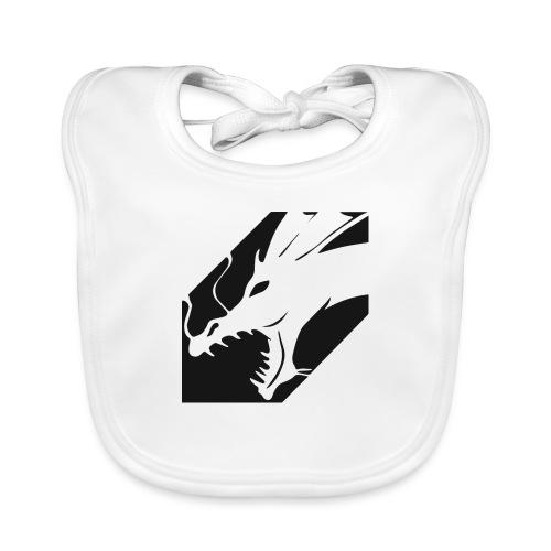 Dragon White Mok - Bio-slabbetje voor baby's