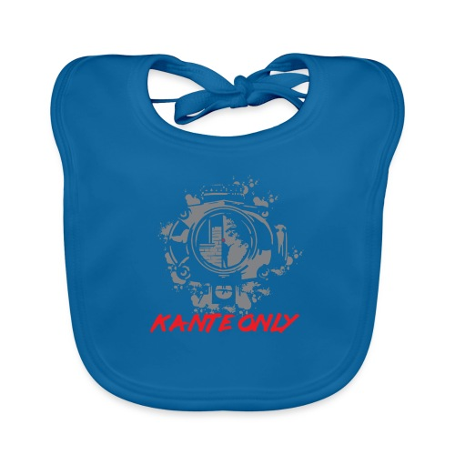 Kante Only Shirt - Baby Bio-Lätzchen
