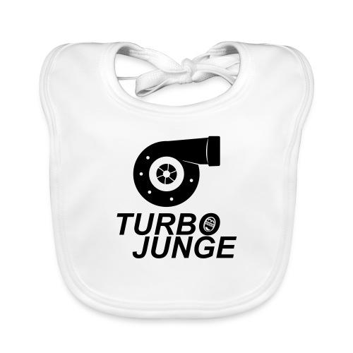 Turbojunge! - Baby Bio-Lätzchen