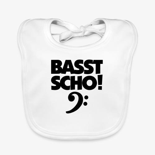 BASST SCHO! Bass Design für Bassisten - Baby Bio-Lätzchen