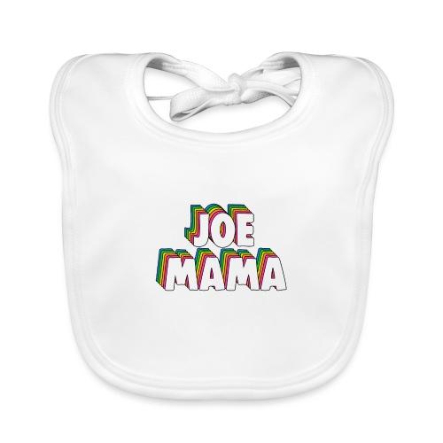 JOEMAMA - Baby Organic Bib