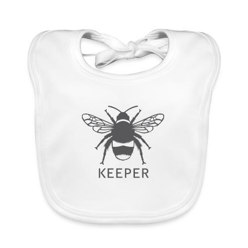 Bee Keeper - Baby Organic Bib