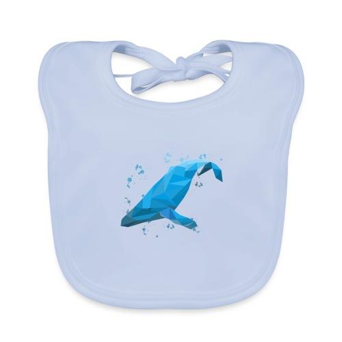 Wal Buckelwal Blauwal Naturschutz - Baby Bio-Lätzchen