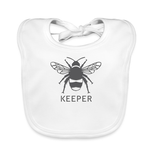 Bee Keeper - Organic Baby Bibs