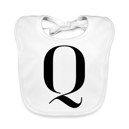 Q - Organic Baby Bibs