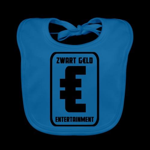 ZwartGeld Logo Sweater - Bio-slabbetje voor baby's