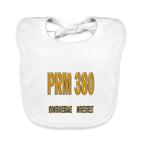PRM STREET380 P - Bavoir bio Bébé