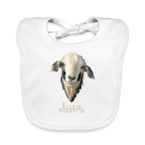 Koza Nostra - Ekologiczny śliniaczek