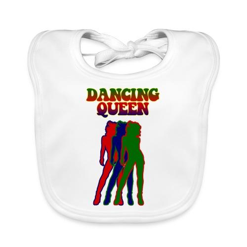 Dancing Queen - Organic Baby Bibs