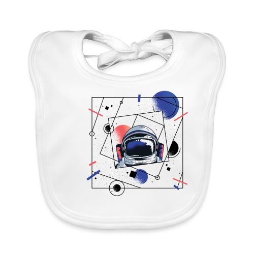 Beste Astronaut Weltraum Designs - Baby Bio-Lätzchen