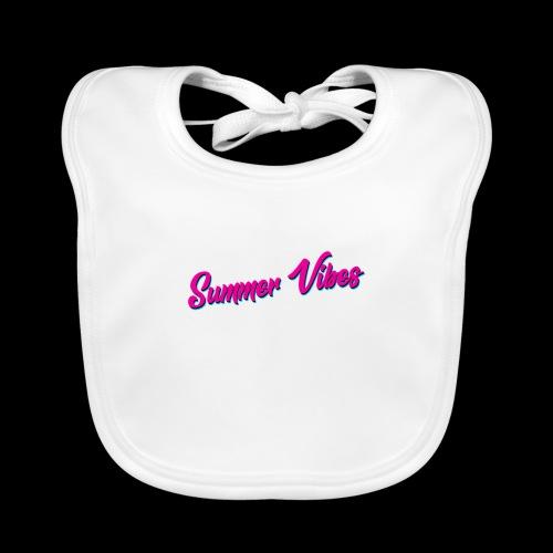Summer Vibes - Baby Bio-Lätzchen