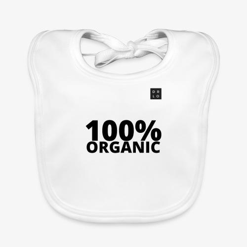 100 ORGANIC 1 - Organic Baby Bibs