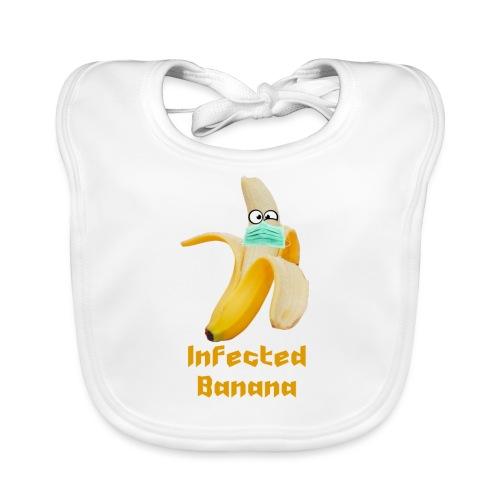 Die Zock Stube - Infected Banana - Baby Bio-Lätzchen