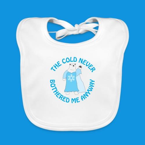 Cold Bear - Baby Organic Bib