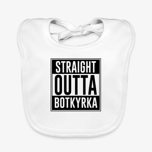 Straight Outta Botkyrka - Ekologisk babyhaklapp