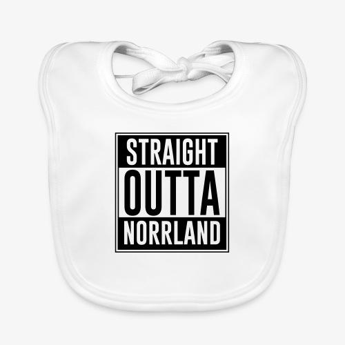 Norrland - Ekologisk babyhaklapp