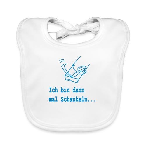 Schaukeln - Baby Bio-Lätzchen