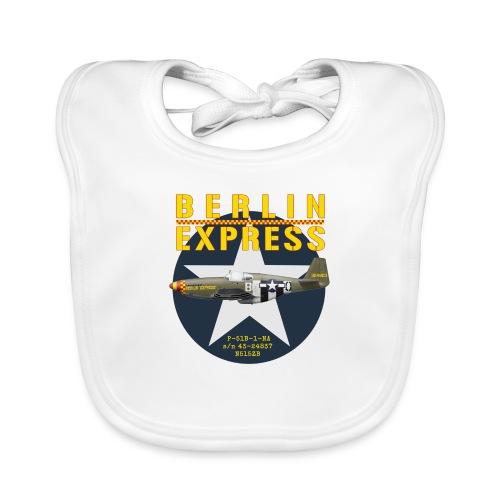 P-51B Berlin Express - Organic Baby Bibs
