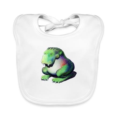 rospolo - Bavaglino ecologico per neonato