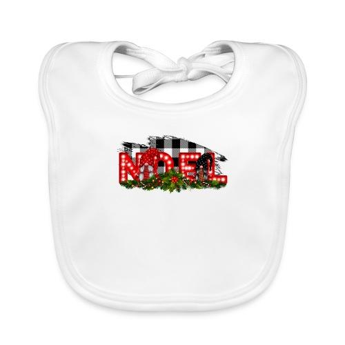 Noel Gnome - Baby Organic Bib